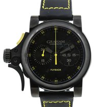 Graham Chronofighter Trigger Yellow