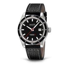 Eberhard & Co. Champion V Timeonly, data, quadrante nero,...