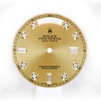 Rolex Day-Date Zifferblatt mit Diamanten und Zeiger