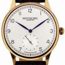 Hentschel Hamburg H1 Chronometer Rose Gold / Bronze, 39.5mm