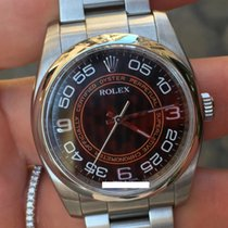 Rolex Oyster Perpetual 36 acciaio steel