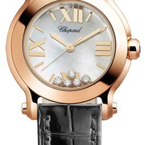 Chopard Happy Sport Round Quartz 30mm 274189-5001