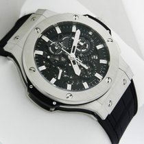 Hublot Big Bang Aero Bang Steel 44mm 311.sx.1170.gr B&P...