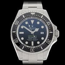 Rolex Sea-Dweller Deepsea Stainless Steel Gents 116660