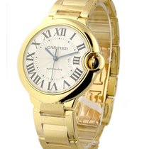 Cartier W69003Z2 Ballon Bleu Medium - 36mm - Yellow Gold - on...
