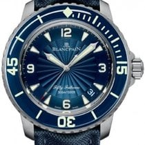 Blancpain Fifty Fathoms Automatique - 5015d-1140-52b