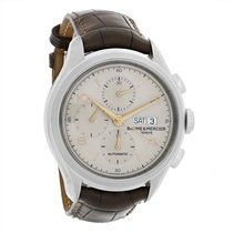 Baume & Mercier Clifton Series Mens Chronograph Automatic...