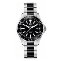 TAG Heuer Aquaracer 35mm Date Quartz Ladies Watch Ref WAY131A....