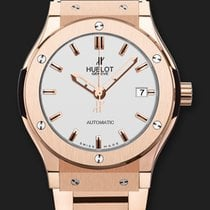 Hublot Classic Fusion King Gold Opalin Bracelet 45 mm