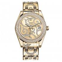 Rolex Midsize Masterpiece Yellow Gold