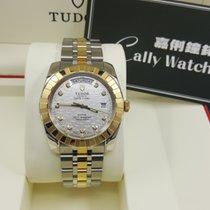 Tudor Cally - 23013-62113 Classic Line Date+Day 10DI