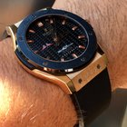 Hublot Classic Fusion Or rose Yacht club Monaco limited