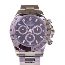 Rolex Cosmograph Daytona Black Dial Full Set Mint