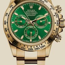 Rolex Oyster Cosmograph Daytona 40mm Yellow Gold