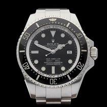 Ρολεξ (Rolex) Sea-Dweller Deepsea Stainless Steel Gents 116660