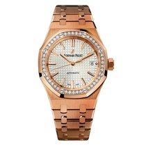 Audemars Piguet Royal Oak Automatic 37mm Watch Ref 15451OR.ZZ....