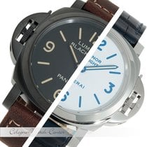 Panerai Luminor 8 Days Set Stahl  PAM00786 ( Black Seal...