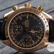 Omega mega Speedmaster Triple Calendar Ref. 1750084 Pink  Gold