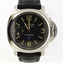 Panerai Luminor 44  Marina Base Logo PAM00631
