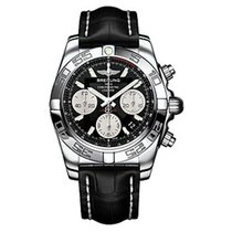 Breitling AB014012.BA52.728P Chronomat 41 Mens Automatic in...