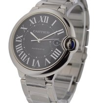 Cartier W6920042 Ballon Bleu Large 42mm in Steel - on Steel...