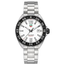 TAG Heuer Formula 1 41mm Date Quartz Mens Watch Ref WAZ1111.BA...