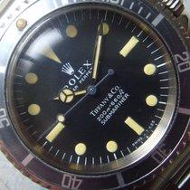 Rolex Submariner 5513 Tiffany
