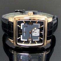 Ulysse Nardin Quadrato Dual Time Rose Gold  246-92/692
