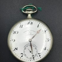 Election pocket chronometer watch, Switzerland, early 20th...