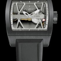 Corum Ti-Bridge 3 Days Power Reserve Limited Edition #52/100