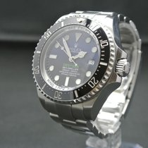Rolex Sea-Dweller Deepsea Blue m.Box+Garantiekarte(Europe...