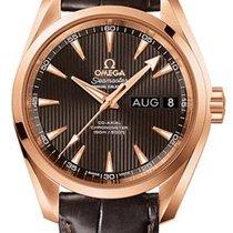 Omega Seamaster Aqua Terra 150M Co-Axial Annual Calendar 38.5 mm