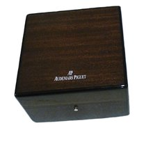 Audemars Piguet Ladies Royal Oak Wooden Watch Box Pre-Owned...