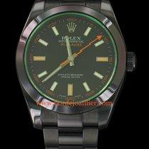 Rolex Milgauss 116400GV PVD