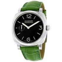 Panerai Radiomir 1940 3 Day Black Dial Men's Watch