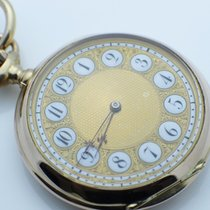 Πατέκ Φιλίπ (Patek Philippe) 18K Rose Gold Pocket Watch NO....