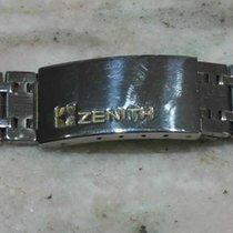 Zenith vintage steel bracelet mm 20 total lenght cm 17