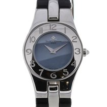 Baume & Mercier Linea Bombee Medium Black Strap