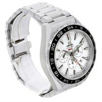 Omega Seamaster Aqua Terra Chrono Gmt Watch 231.10.44.52.04.00...