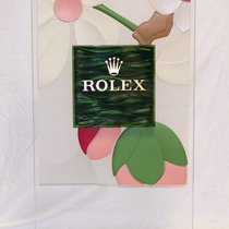 Rolex Original Rolex Display / Dekoration / Werbung / 500x 300mm
