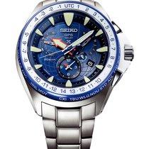 Seiko Prospex GPS Solar Dual-Time Limited Edition SSF001