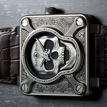 Bell & Ross BURNING SKULL