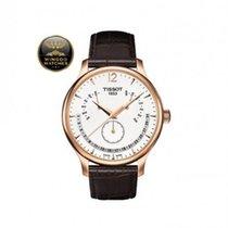 天梭 (Tissot) - Tradition Perpetual Calendar Men's Watch