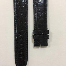 Chopard Brilliant Black Alligator Strap 20 mm