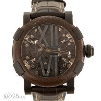 罗曼杰•罗姆 (Romain Jerome) Titanic Steam Punk Black Auto RJ.T.AU.S...