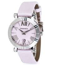 Tiffany & Co. Atlas Z1300.11.11A31A41A Ladies Watch in...