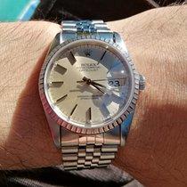 Rolex Datejust Vetro Zaffiro