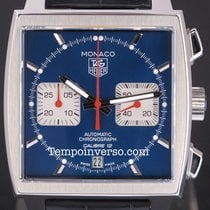 TAG Heuer Monaco Calibre 12 McQueen Blue full set unused