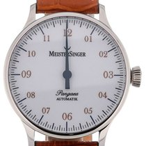 Meistersinger Pangaea 40 Automatic Leather