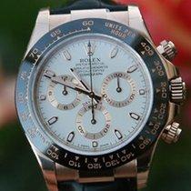 Rolex Ceramic Bezel Everrose 18k Gold Daytona Ivory Dial...